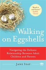Walking on Eggshells Cover